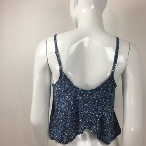 Abercrombie & Fitch Tops - Abercrombie & Fitch | Open Back Crop Tank Top